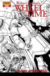 Wheel Of Time (Robert Jordan'…), The #1C FN; Dynamite | save on shipping - detai