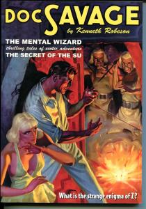 Doc Savage #29-2009-pulp reprint-The Mental Wizard-Secret of The Su-NM