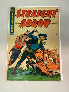Straight Arrow 28 FR/GD