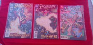 Lot of 43 Legionnaires Dc Comics  Between 0 1-77 Annual #3 1996 ALL VF NM
