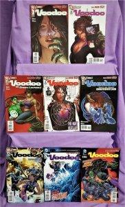 DC New 52 VOODOO #1 - 8 Ron Marz Joshua Williamson Sam Basri (DC, 2011)!