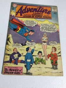 Adventure Comics 317 Gd Good 2.0 First Appearance Of Dream Girl
