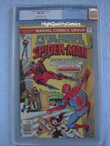 SPECTACULAR SPIDER-MAN #1, Peter Parker, CGC = 9.6, NM+, more CGC in store