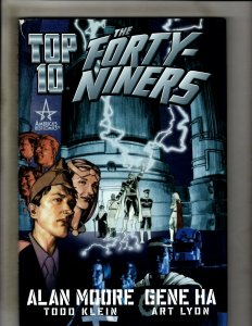 Forth-Niners Hardcover America's Best Comics Graphic Novel Book Alan Moore HR8