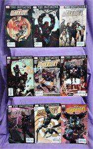 Avengers Initiative NEW WARRIORS #1 - 9 Paco Medina (Marvel, 2007)!