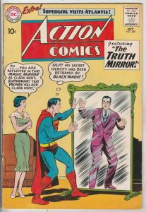 Action Comics #269 (Oct-60) VF+ High-Grade Superman, Supergirl