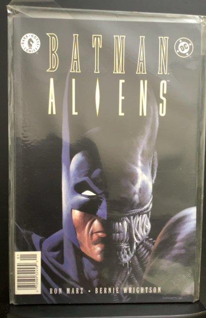 Batman / Aliens (ES) #1 (2001)