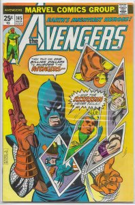 Avengers   vol. 1   #145 VG