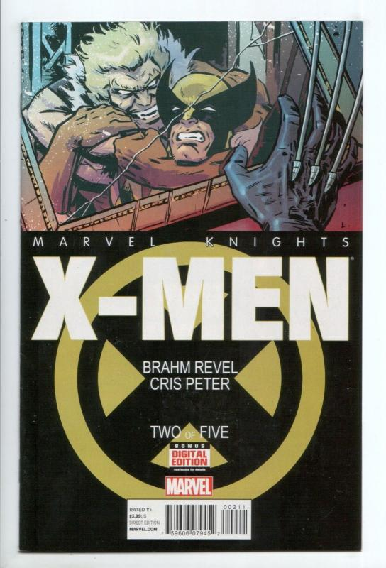 Marvel Knights X-Men #2 - 1st App of Darla (Marvel, 2014) - VF/NM
