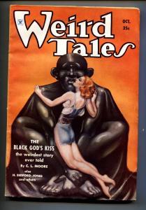 Weird Tales 10/1934-pulp fiction-Conan-Brundage-Robert E. Howard