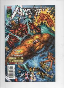 AVENGERS #6, NM, Captain America, Thor, 1996 1997, more Marvel in store