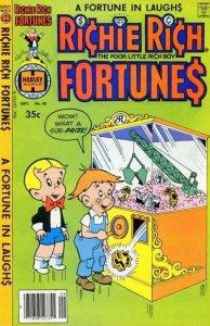 Richie Rich Fortunes #42, Fine- (Stock photo)