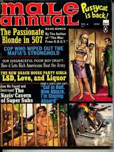 Male Annual-1967-Pussycat-Mafia-Subs-Sex-Adventure