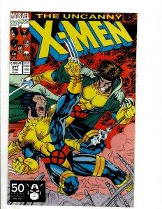 11 Marvel Comics Uncanny X-Men 277 280 286 287 288 289 291 AN 16 Warheads + HG3