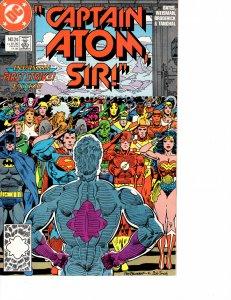 Captain Atom (1987) #24 NM- (9.2)