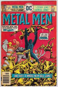 Metal Men #46 (DC, 1963) 7.5 VF-