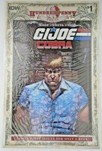 GI Joe Cobra v1 (2009, IDW) #1-4, Special 1-2 19 Covers