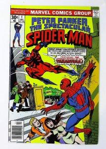 Spectacular Spider-Man (1976 series) #1, NM- (Actual scan)