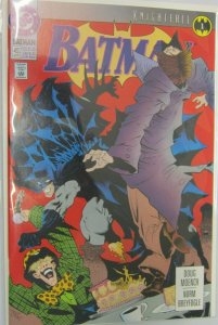 Batman 1st print #492 8.0 VF (1993)