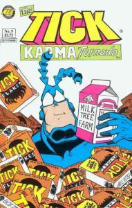 Tick, The: Karma Tornado #9 FN; NEC | save on shipping - details inside