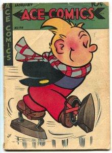 Ace Comics #118 1947- Phantom-Prince Valiant- Golden Age VG-