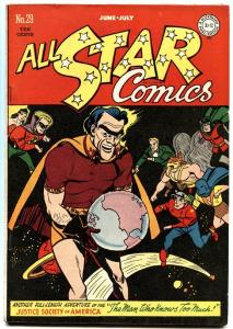 All Star Comics #29 1946 Justice Society  Green Lantern  Wonder Woman