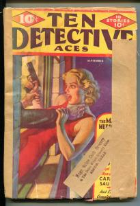 TEN DETECTIVE ACES 09/1935-MOON MAN-STRANGULATION-GUN MOLL-fr