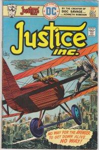 Justice Inc #4