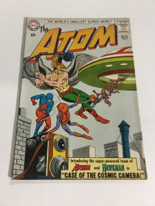 The Atom 7 Fn/Vf Fine/Very Fine 7.0 DC Comics Silver Age