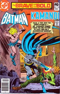 Brave and The Bold(vol. 1) #  157 Batman and Kamandi