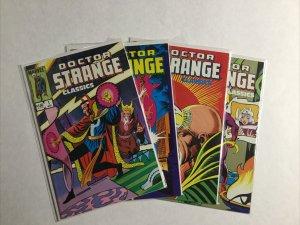Doctor Strange Classics 1-4 1 2 3 4 Lot Set Run NM- Near Mint Marvel