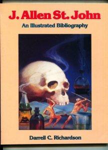 J. Allen St. John: An Illustrated Bibliography-Darrell C. Richardson-Paperback-V