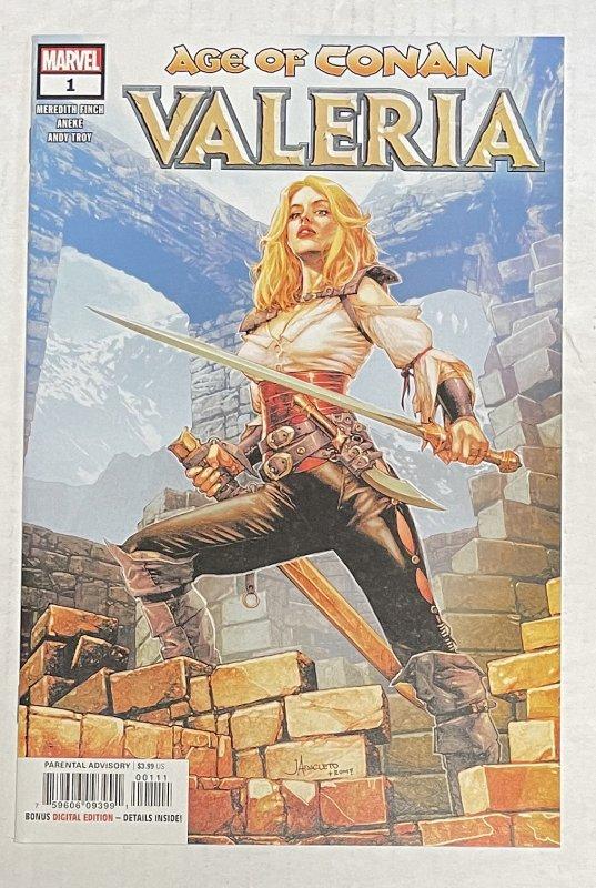 Age of Conan: Valeria #1 (2019)