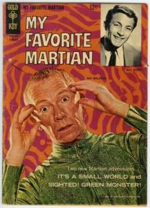 MY FAVORITE MARTIAN (1964 GOLD KEY) 3 VG RAY WALSTON/ B COMICS BOOK