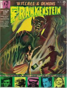 CASTLE OF FRANKENSTEIN 15 VG CHRIS LEE,Karloff copy B