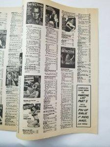 American Comic Book Company Magazine Price List Catalog - Very Fine High Grade