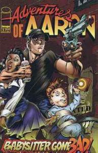 ADVENTURES OF AARON (1997 IMAGE) 1-4  Aaron Warner