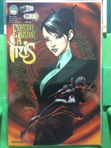 Executive Assistant: Iris #0 cover A