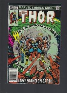 Thor #327 (1983)