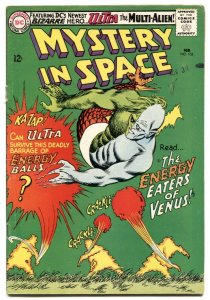 Mystery In Space #105 1966-Ultra- DC silver age VG+