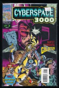 Marvel Comics Cyberspace 3000 VF/NM (HX96)