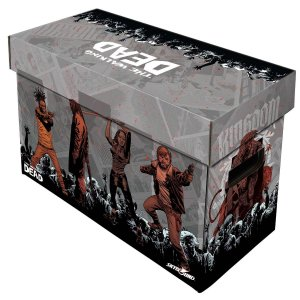 Short Comic Box - Art - The Walking Dead - Factions - 10 Boxes
