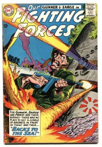 OUR FIGHTING FORCES #79-1963-DC-WWII-WAR COMIC BOOK