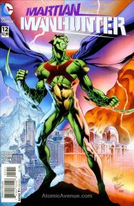 Martian Manhunter (3rd Series) #12 VF/NM; DC | save on shipping - details inside