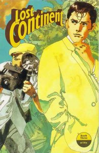 Lost Continent #3 VF/NM; Eclipse | save on shipping - details inside