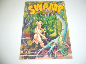 Swamp Fever #1 FN (1st) print  big muddy comics new orleans underground comix