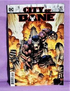 Tom King BATMAN #82 Mikel Janin City of Bane Part 8 Acetate Cover (DC, 2020)!