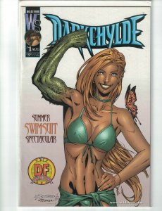 Darkchylde Summer Swimsuit Spectacular #1 VF/NM Dynamic Forces w COA (3944/5000)