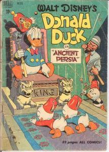 DONALD DUCK F.C. 275 FAIR   1950 COMICS BOOK