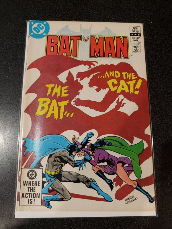 BATMAN #355